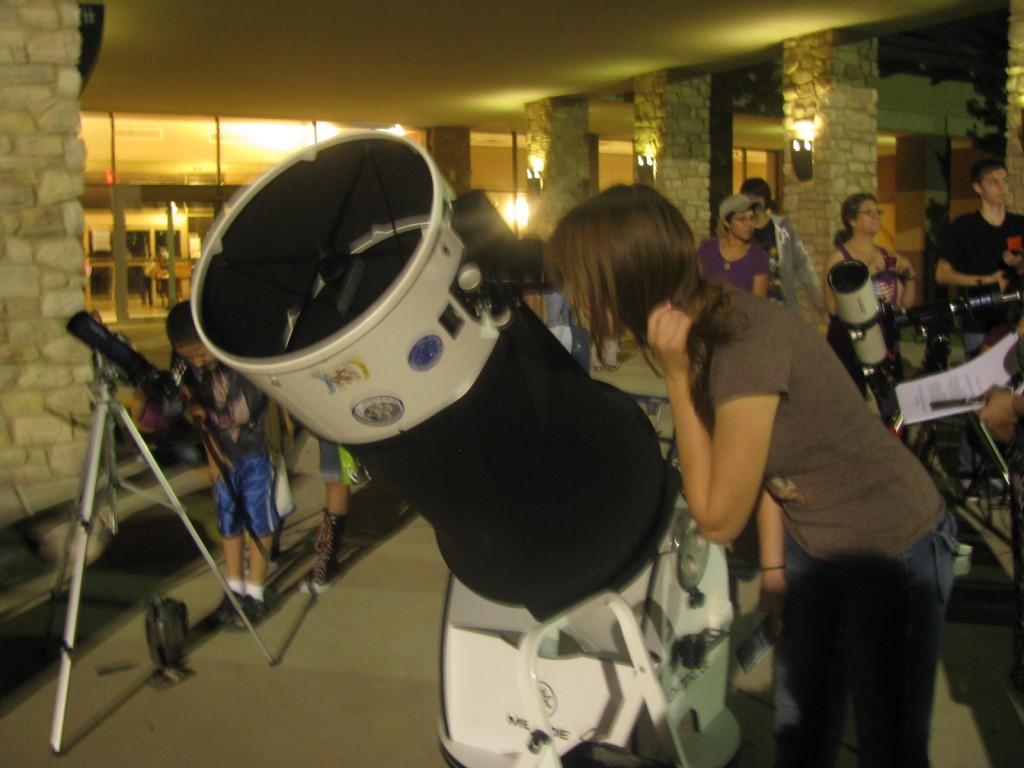 Katie at IOMN 2012 with Max Corneau Rockwall TX